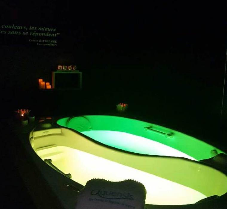 Bain sensoriel yin yang aquensis for Salle de bain yin yang