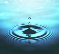 Aquensis Chèque Gouttes d'eau
